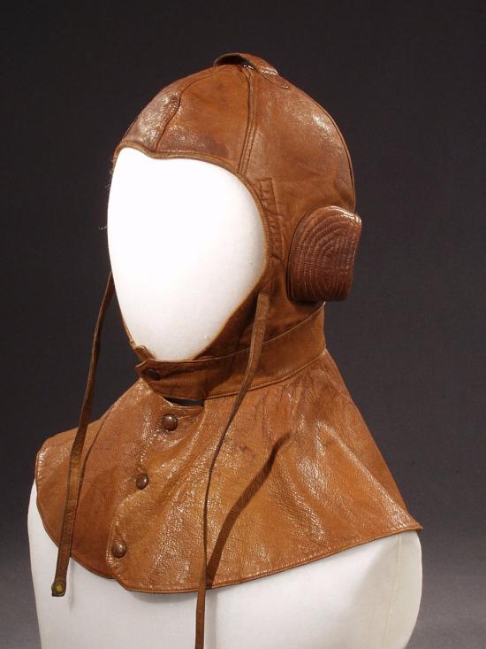 image for Helmet, Flying, Glenn L. Martin