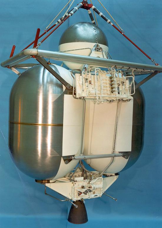 image for Rocket Engine, Liquid Fuel, Propulsion System, Viking Orbiter