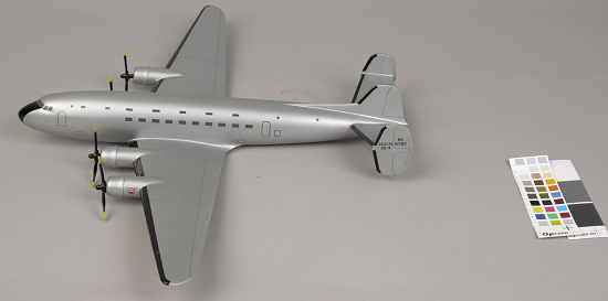image for Model, Static, Douglas DC-4E