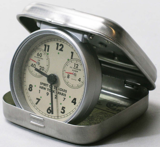 image for Clock, Lindbergh, King Collection