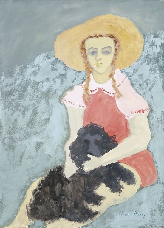 image for Girl and Dog