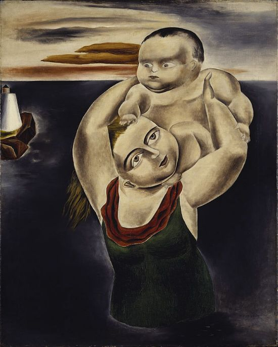 image for Child Frightened by Water
