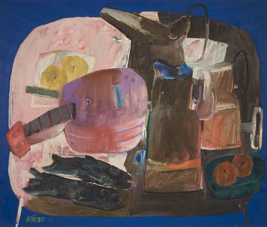 image for Still Life on Blue