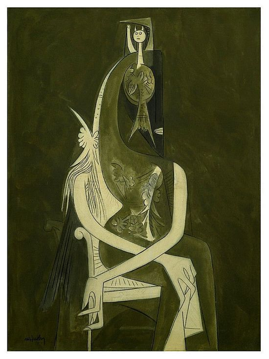 image for Seated Woman