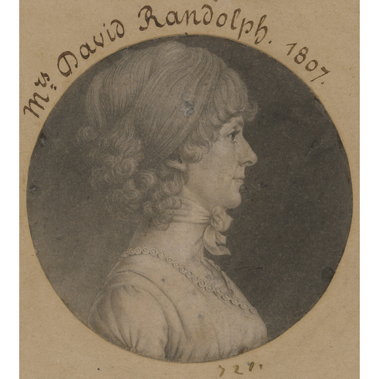 image for Mary Randolph Randolph