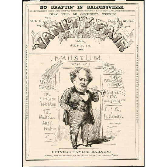 image for P.T. Barnum