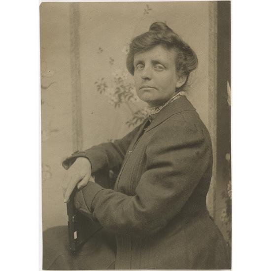 image for Frances Benjamin Johnston