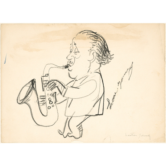 image for Lester Young