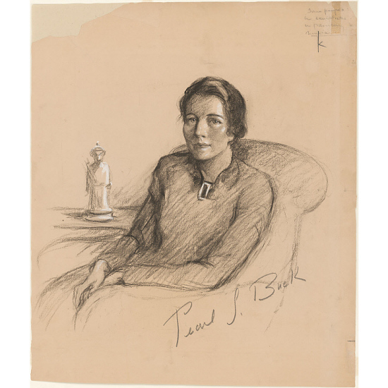 image for Pearl S. Buck