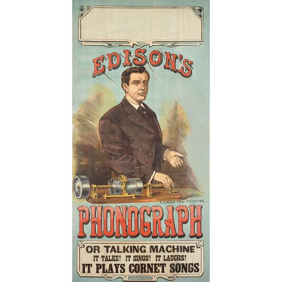 image for Thomas Alva Edison