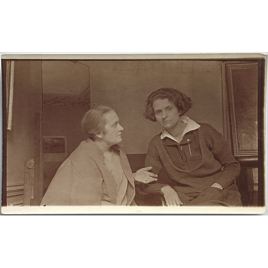 image for Sylvia Beach and Adrienne Monnier