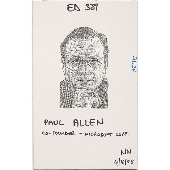 image for Paul Allen