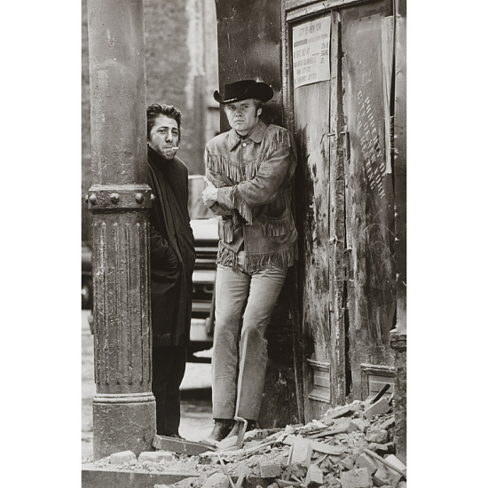 image for Dustin Hoffman (with Jon Voight)