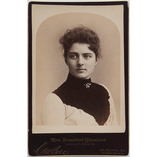 image for Frances Folsom Cleveland