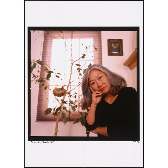 image for Maxine Hong Kingston