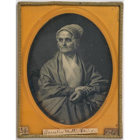 image for Lucretia Coffin Mott