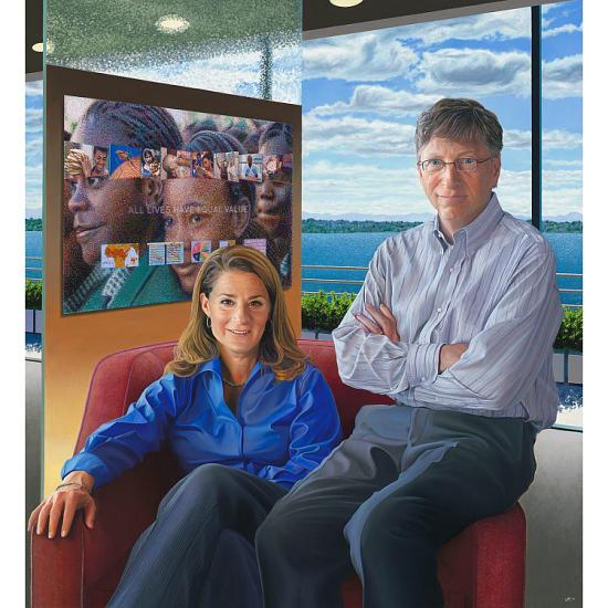 image for Bill and Melinda Gates