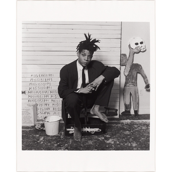 image for Jean-Michel Basquiat