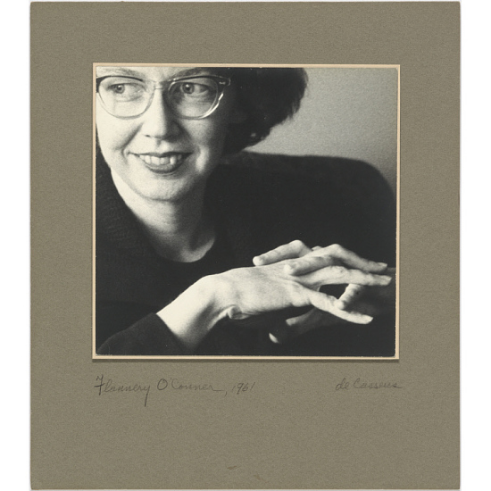 image for Flannery O'Connor