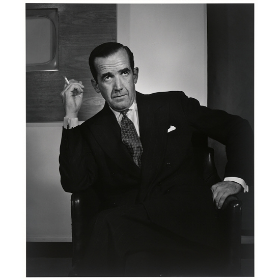 image for Edward R. Murrow
