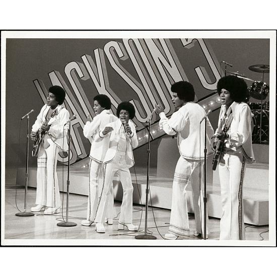image for Michael Jackson and the Jackson 5