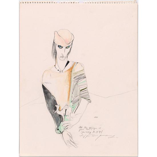 image for Patti Smith Self-Portrait