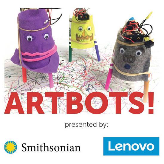 art robots.