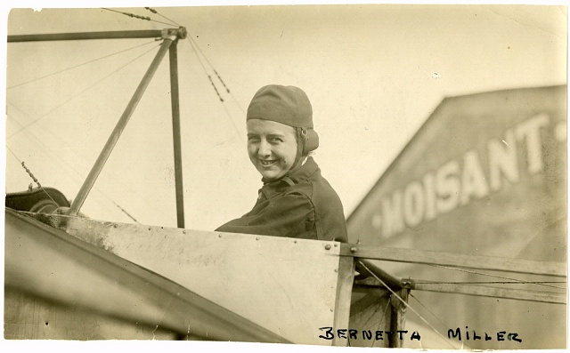 Women in Aviation and Space History - Smithsonian National Air and Space Museum