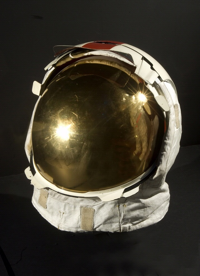 Cernan's Apollo 17 Helmet