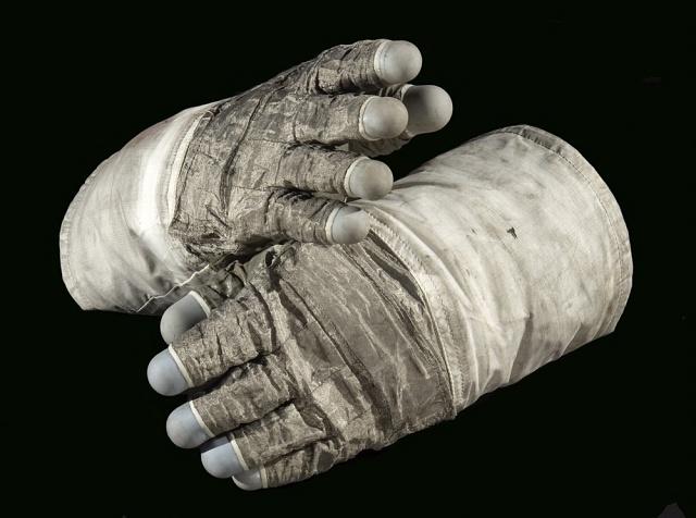 Cernan's Apollo 17 Gloves