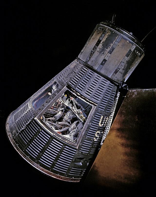 Mercury Capsule MA-6 <em>Friendship 7</em>