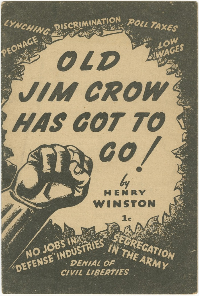 Old Jim Crow Has Got to Go! | National Museum of African American History  and Culture