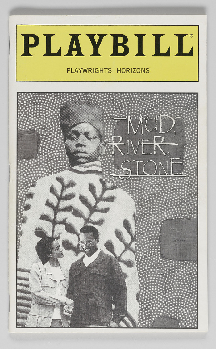 Image for Playbill for Mud River Stone