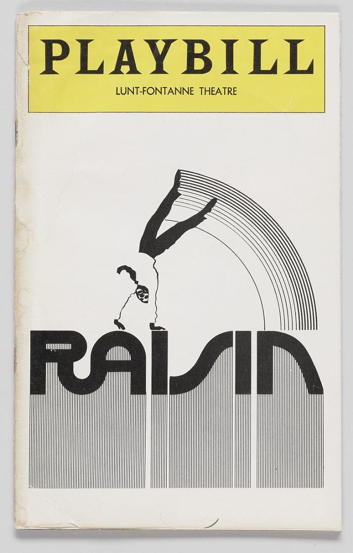 Image for Playbill for Raisin