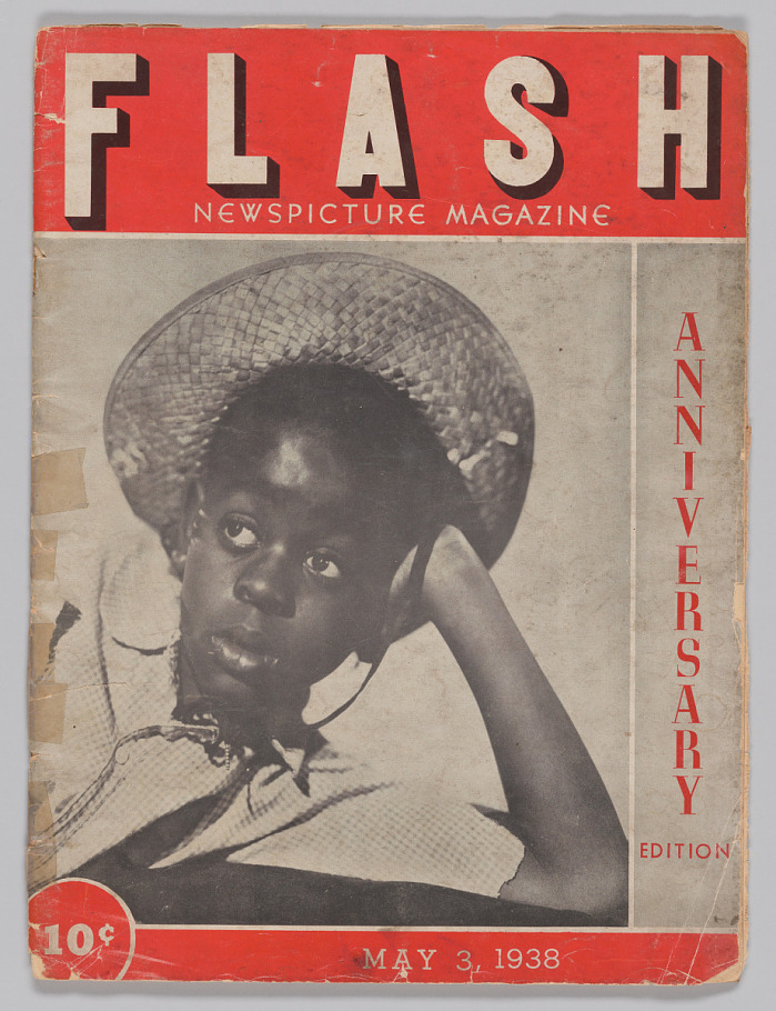 Image for Flash Weekly Newspicture Magazine, May 3, 1938