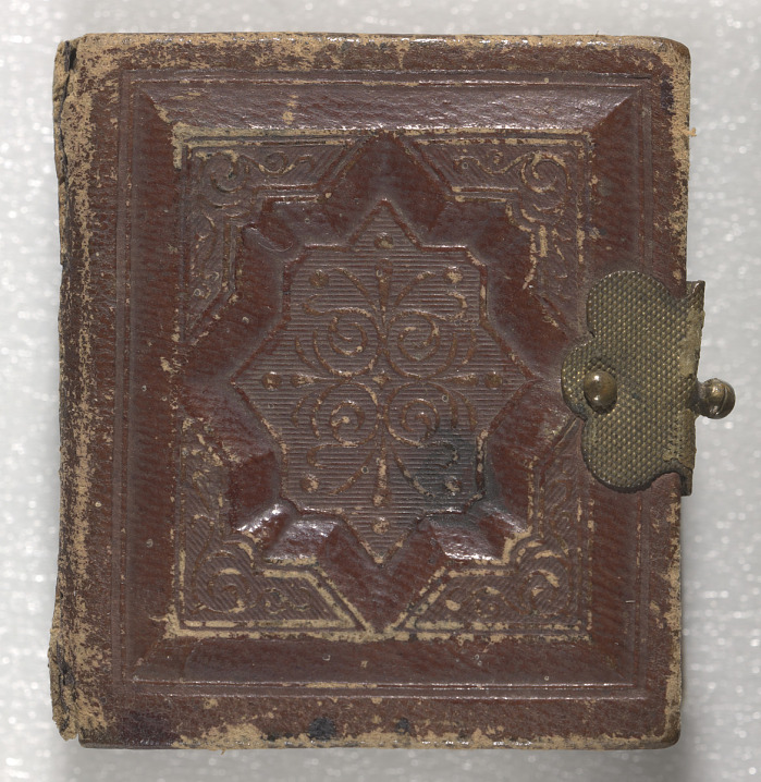 Image for Photograph album of 25th Regiment USCT soldiers owned by William A. Prickitt