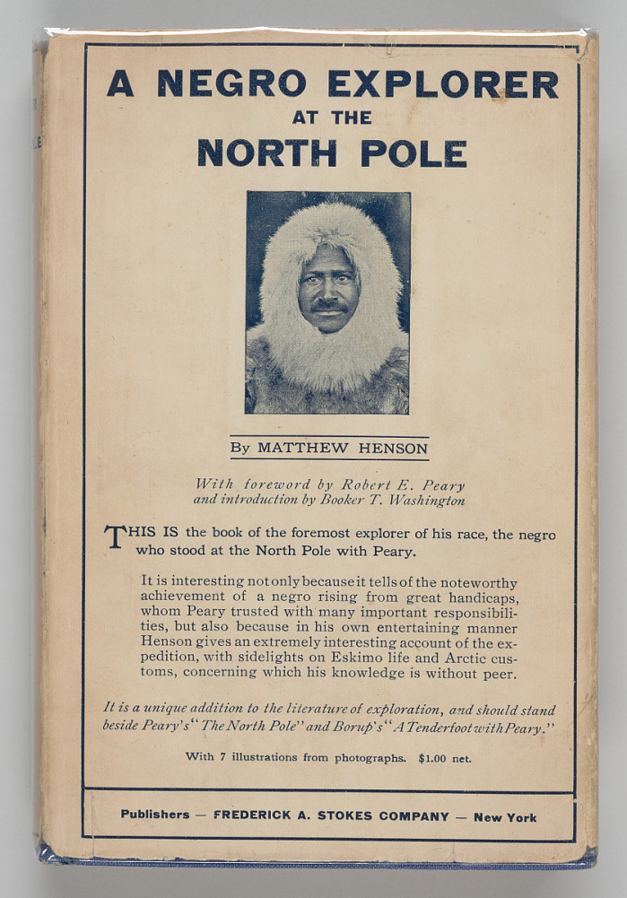 Image for A Negro Explorer at the North Pole