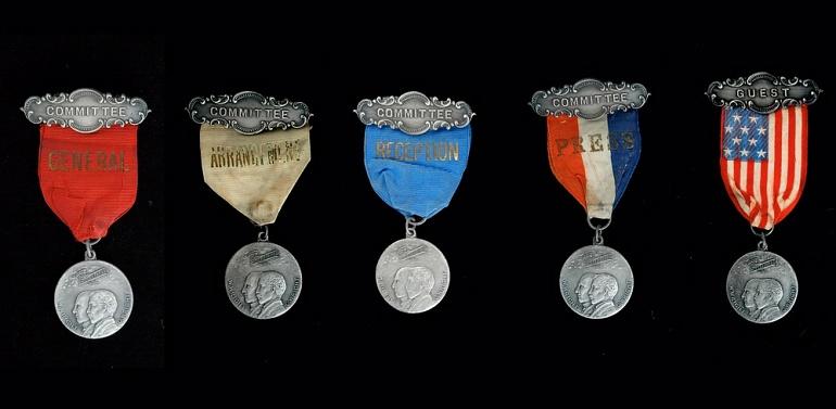 Celebratory Medals