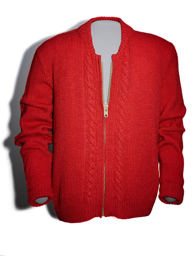 Mister Rogers Sweater Smithsonian Institution