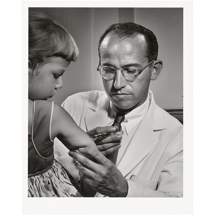 Jonas Salk | Smithsonian Institution