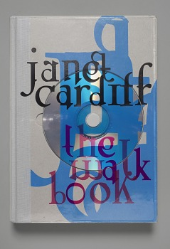 Photo of Artist book: Janet Cardiff : the Walk book, by Janet Cardiff, 2005.