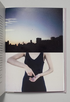 Photo of Artist book: A short story, by Julião Sarmento, 2005.