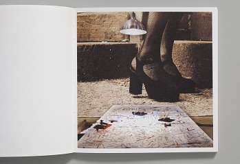 Photo of Artist book: Yoko Ono : Odyssey of a cockroach, by Yoko Ono, 2004.