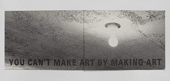 Photo of Artist book: David Ireland in Switzerland, by David Ireland text by Marie-Louise Lienhard, 1991.