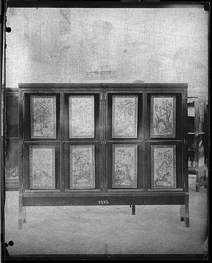 Textile Exhibit, U.S. National Museum
