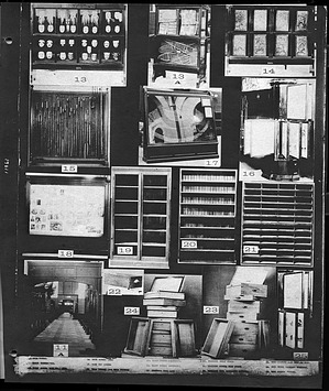 U.S. National Museum Exhibit & Storage Cases