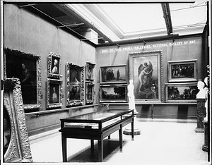 Art Exhibit of the National Gallery of Art