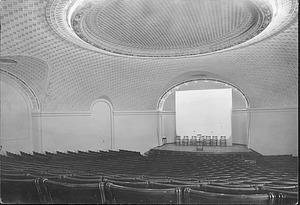 Baird Auditorium, Natural History Building