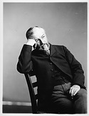 Samuel P. Langley, by Unknown, Smithsonian Archives - History Div, 2002-12175.