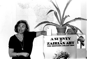 Jean M. Salan, by Unknown, 1978, Smithsonian Archives - History Div, 2002-32281.
